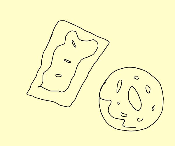 poptart donut