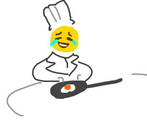 emoji cook