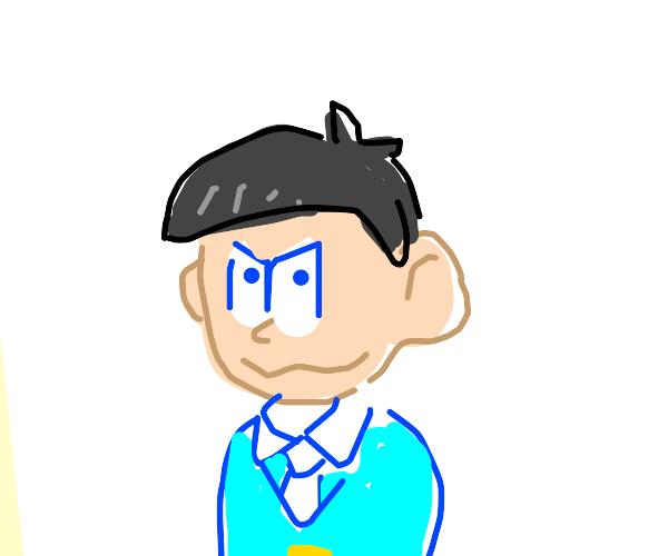 karamatsu (osomatsu-san)