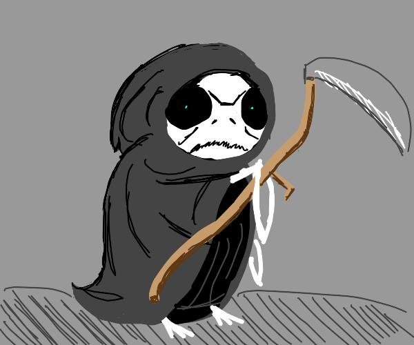 Death birb
