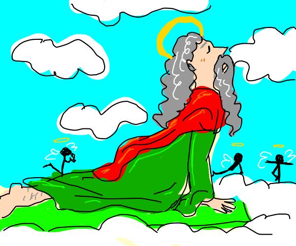 Yoga Instructor God