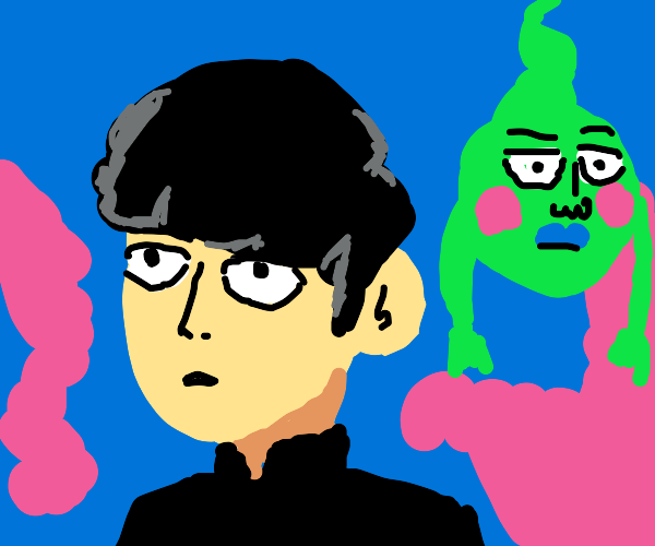 mob from mob psycho 100