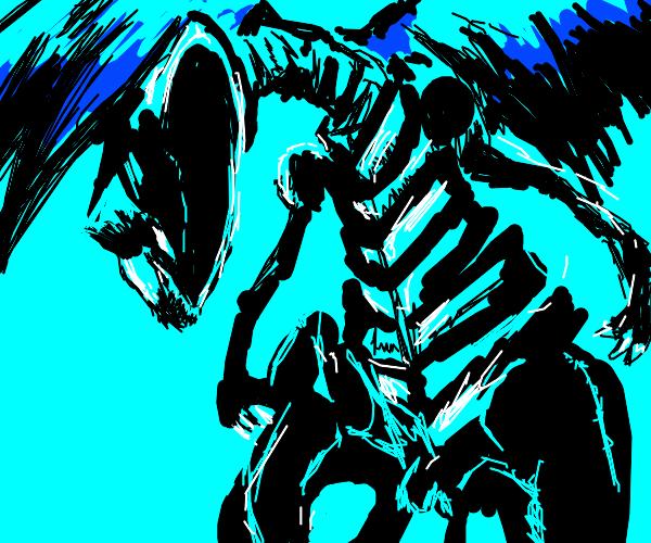 Blue Eyes White Dragon(Yu-Gi-Oh!)