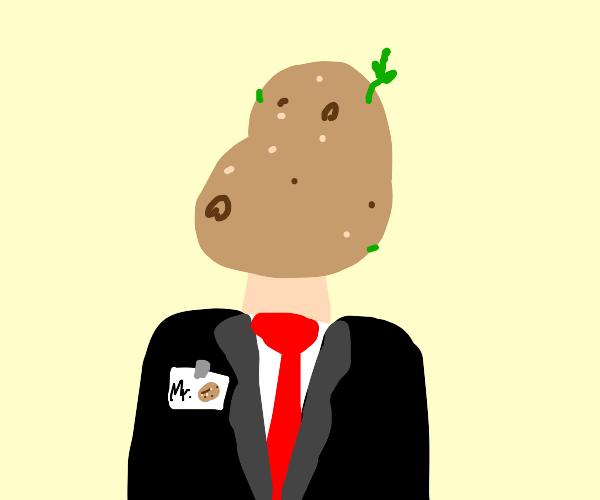 Mr. Potato Head!