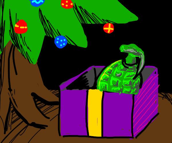 Grenade presents