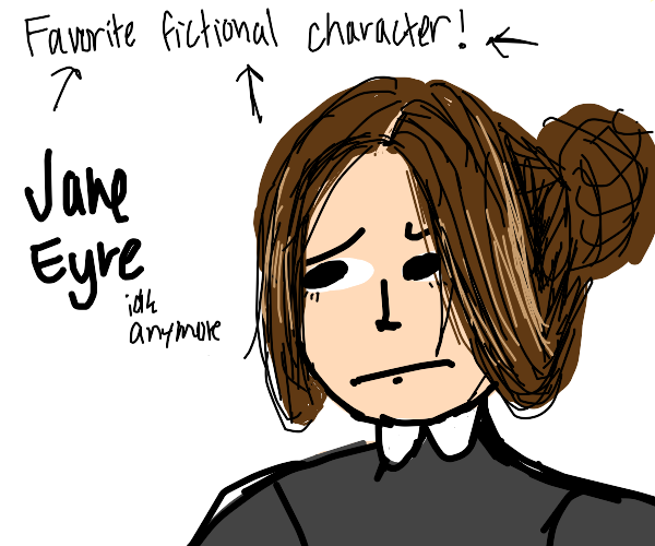 your favorite fictional character