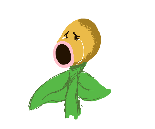 Bellsprout is Crying