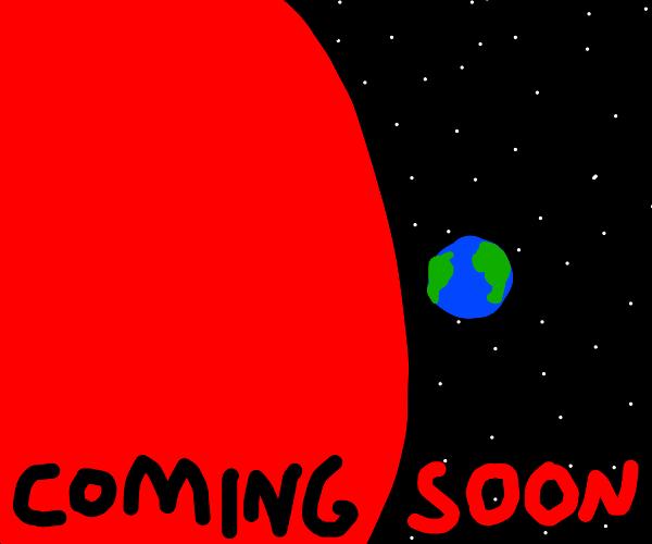 The Sun Apocalypse: Coming soon