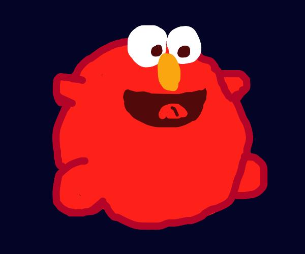Obese Elmo