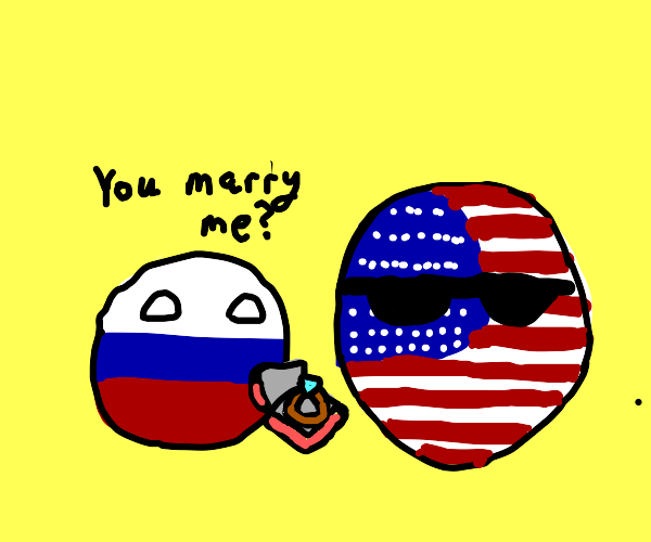 Russia proposes to the usa
