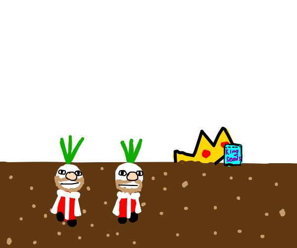 King Planting