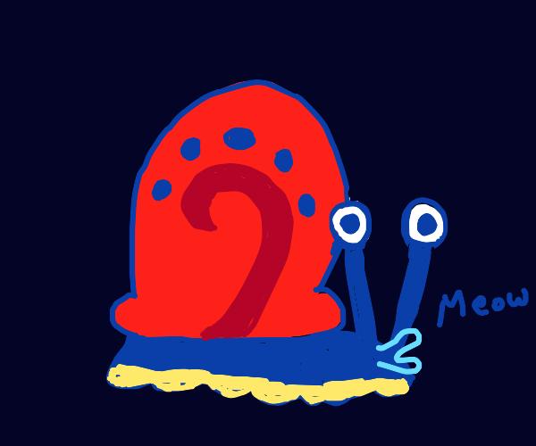 Gary from SpongeBob