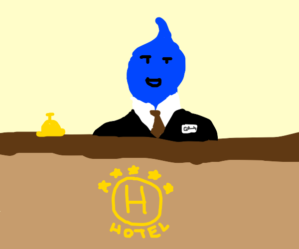genie hotel clerk