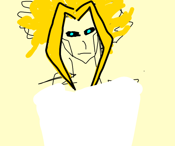 Skinny All-Might