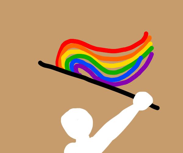 Gay rights!