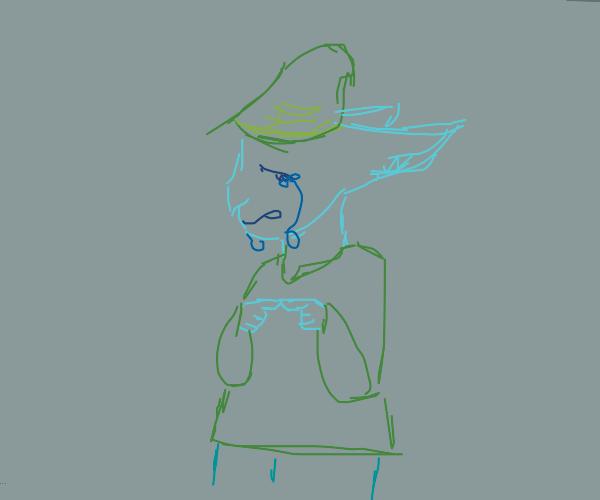 Sad Elf