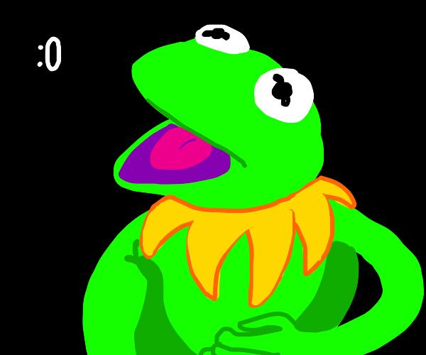 Kermit :O