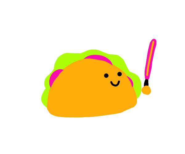 Taco Jedi