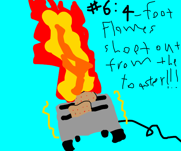 5, Toast the Pop Tart