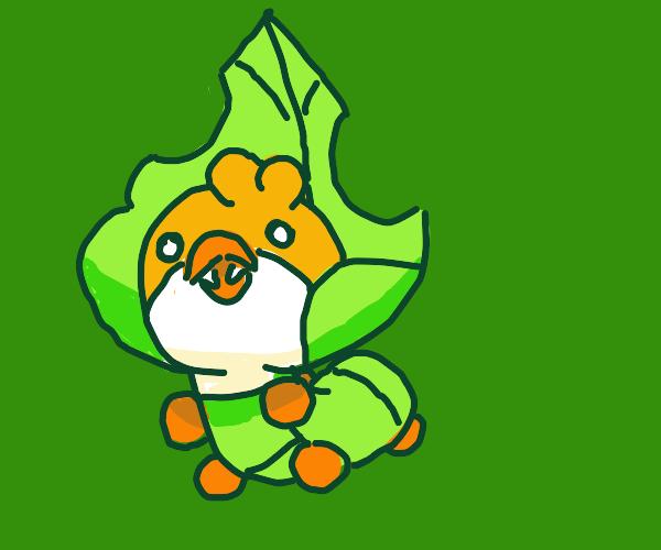 Catterpillar pokemon