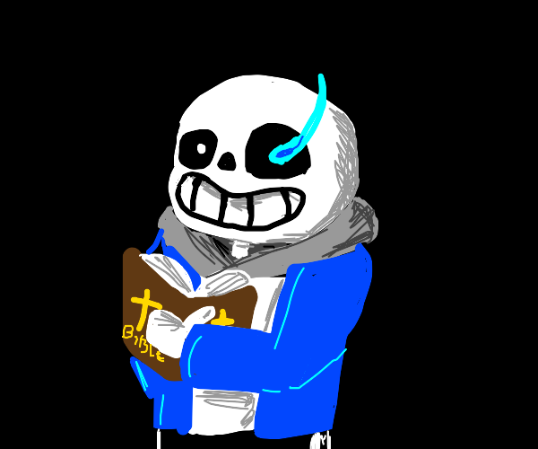 Sans Reading the Bible