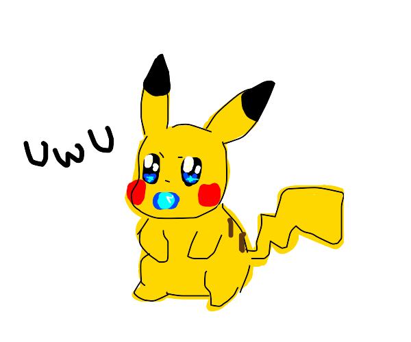baby pikachuuuuu uwu