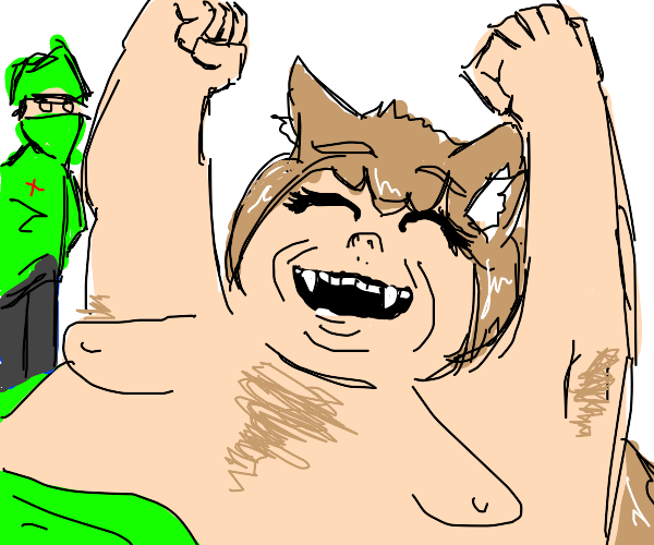 The surgery was a success: your now a Catgirl