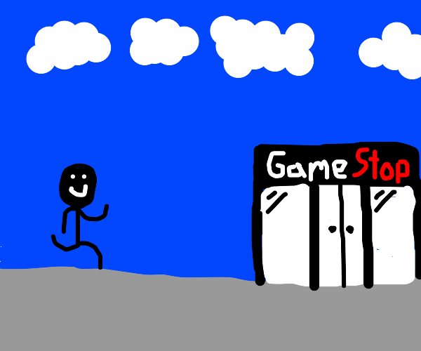Going to Game Stop
