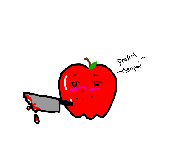 Yandere apple
