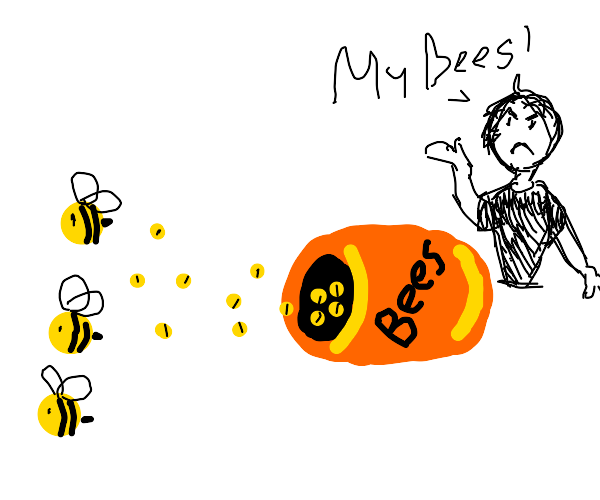 Who spilled my bees?