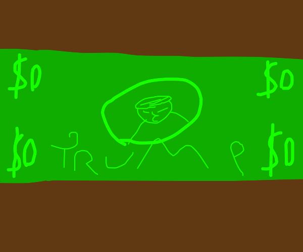 tump money