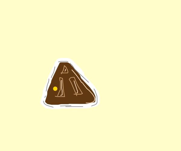Triangle door