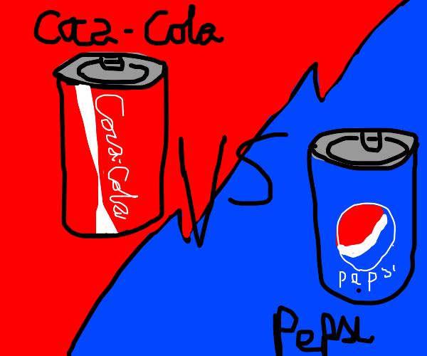 Coca-Cola VS Pepsi