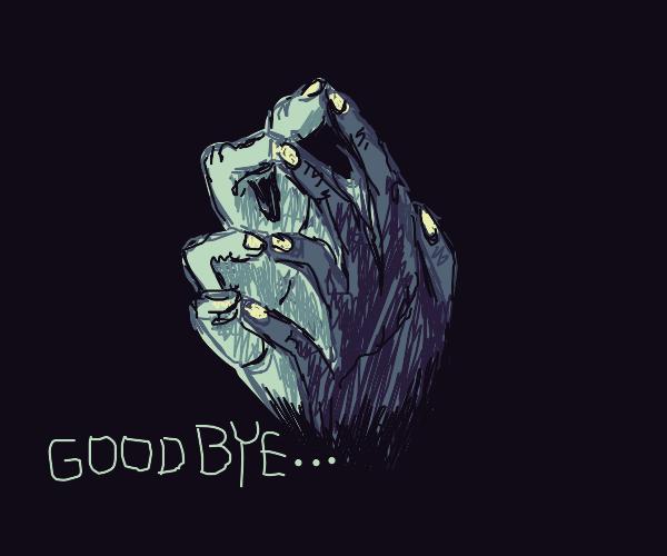 Hard Goodbyes