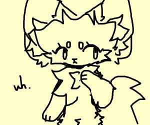 a furry