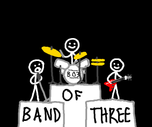 Band of 3