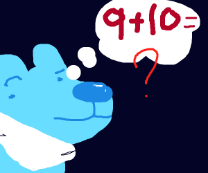 Furry does math