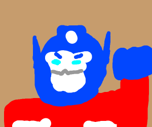Optimus Prime is ready for vengeance