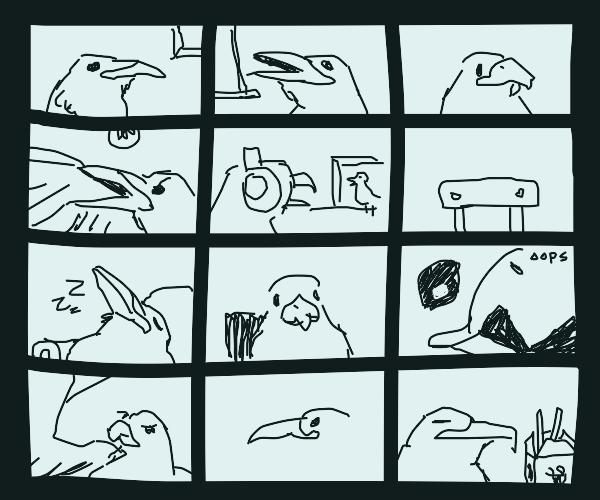 Crow Zoom Meeting