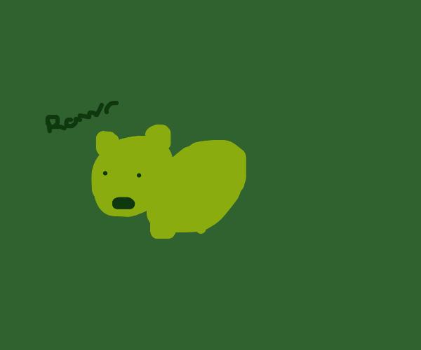 Bear rawrs