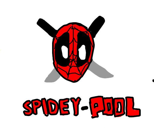Spiderman x deadpool