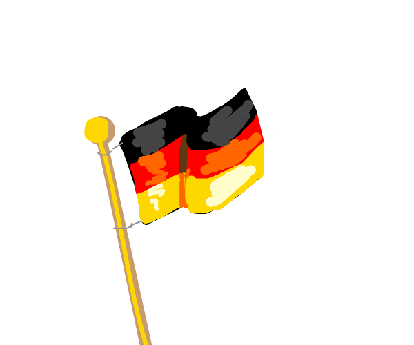 the germany flag