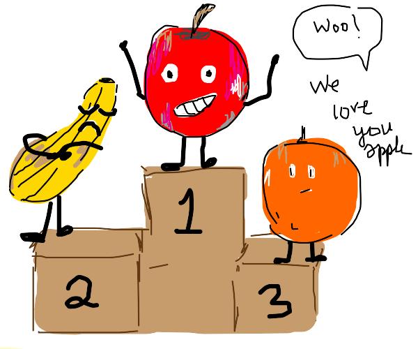 apple best fruit