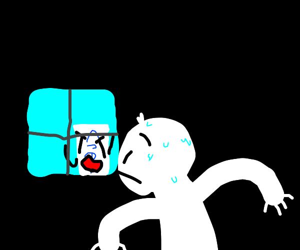 FLUORINE ACCIDENT