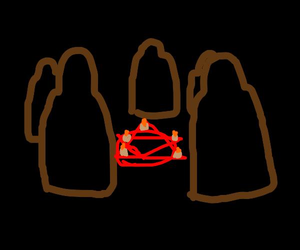 strange cult