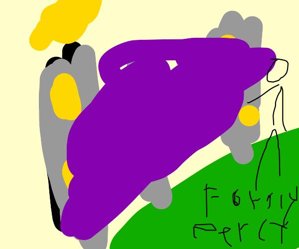 Percy accident