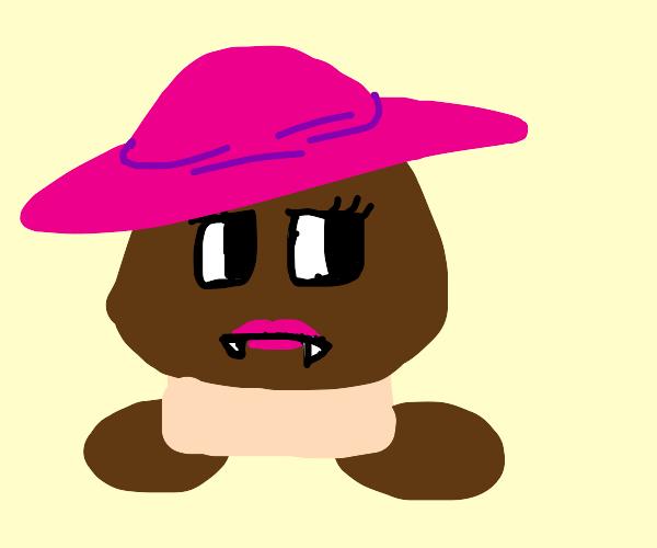 female goomba
