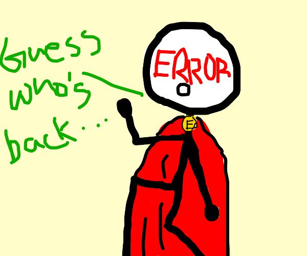 Error Man