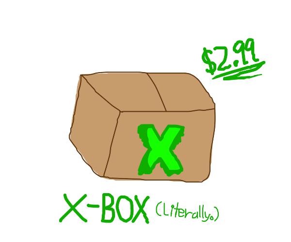 X-Box (Literally)