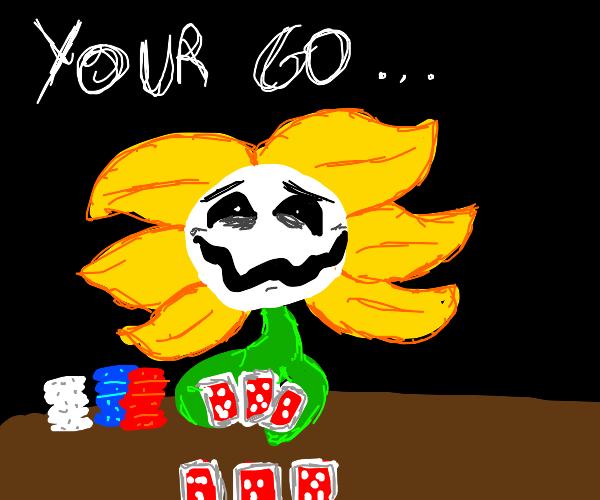 Undertale poker